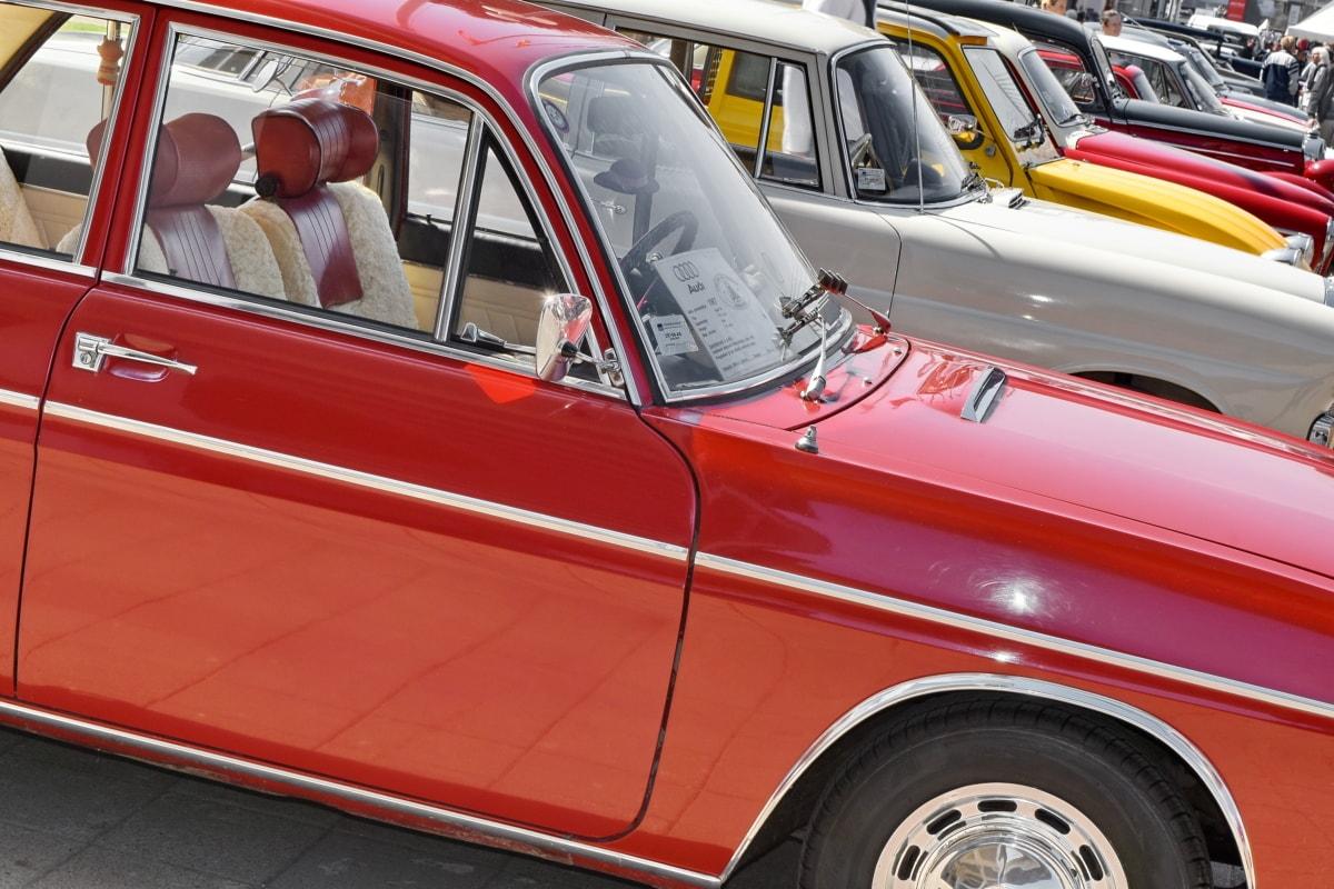 exhibition, car, automobile, speed, vehicle, transport, transportation, drive