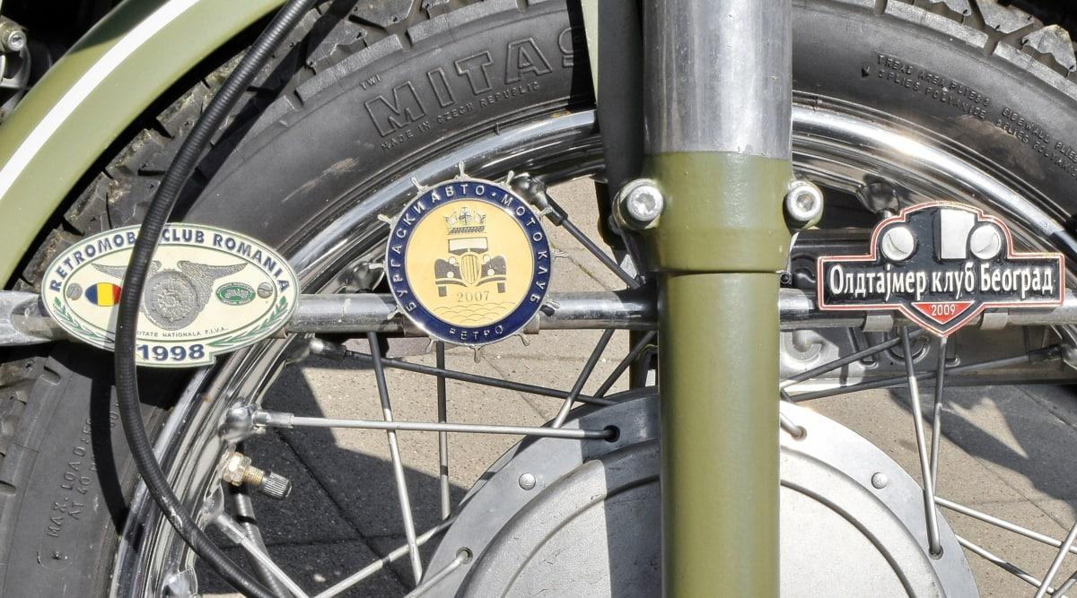kolo, uređaj, krom, vozila, kočnica, čelik, pogon, guma