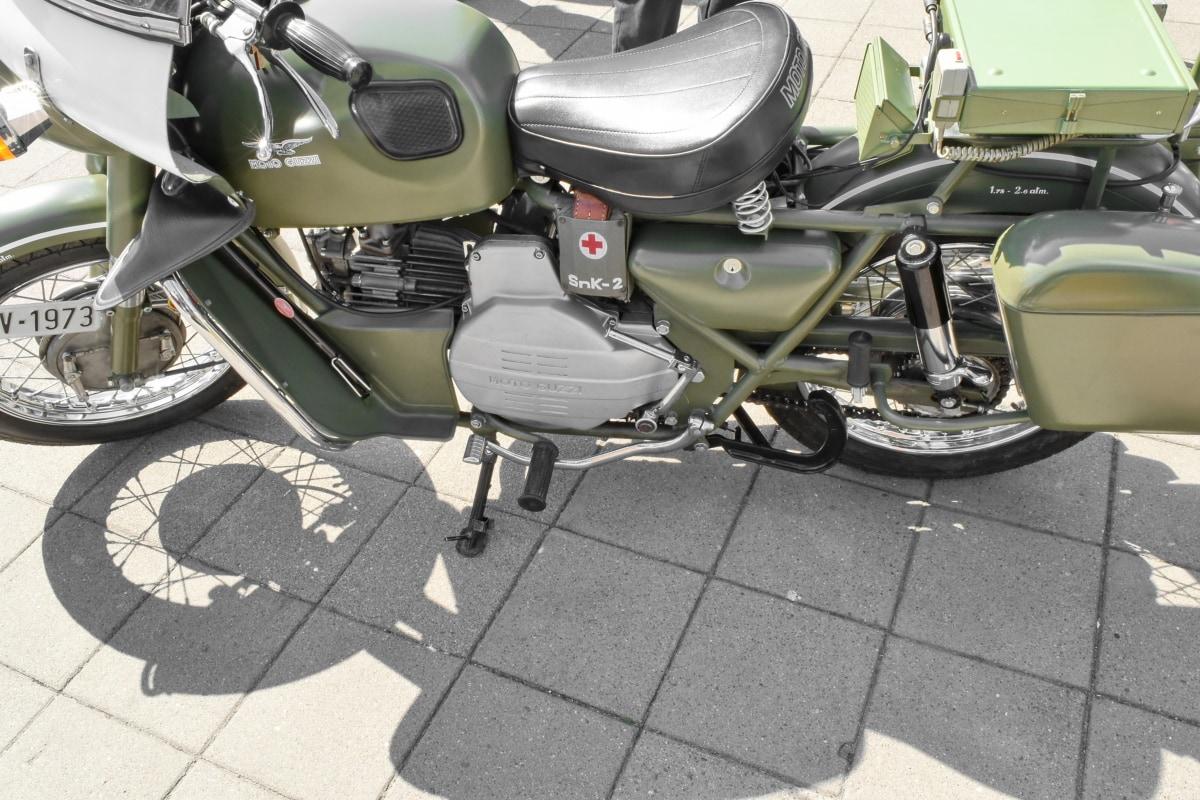 militare, motocicleta, transportul, vehicul, roata, biciclete, masina, Expozitie