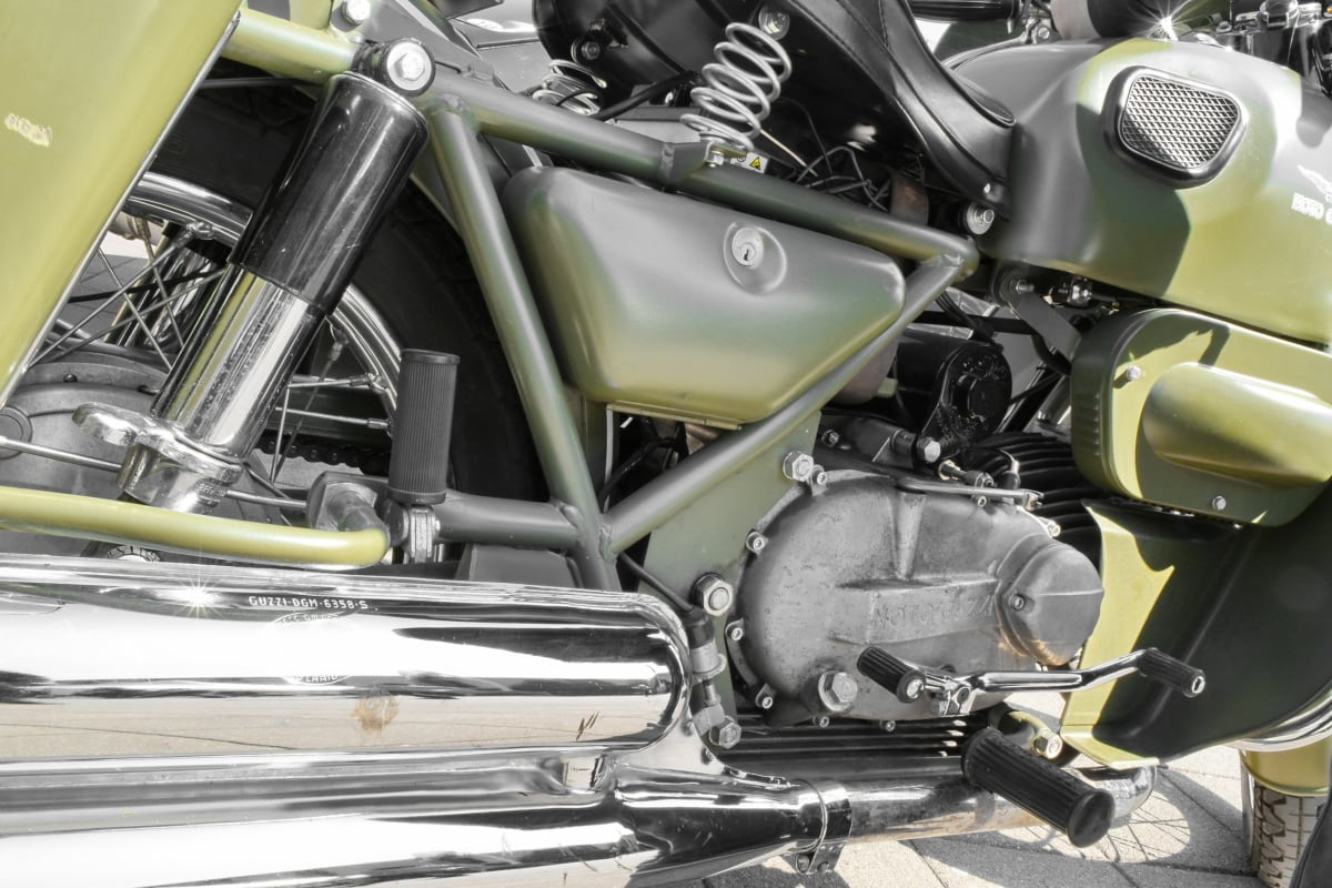 chrome, engine, device, wheel, vehicle, drive, machine, motorbike