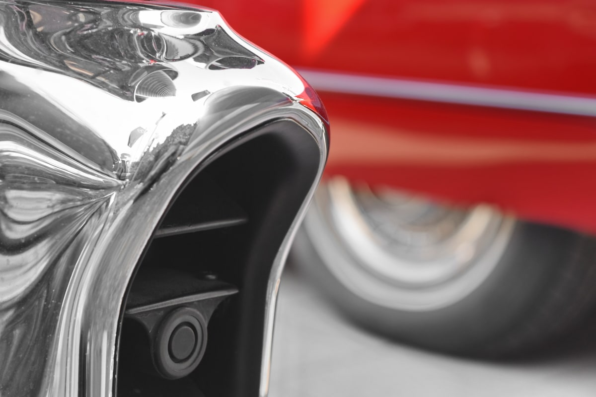 chrome, nostalgia, part, tire, drive, wheel, car, vehicle