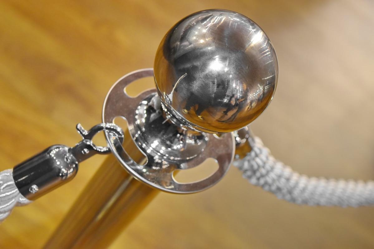 bariéra, zariadenie, svietiace, Vintage, Luxusné, chróm, zátišie, reflexie