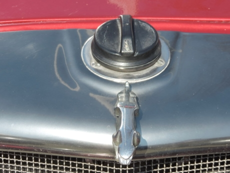 chrome, sign, automobile, car, classic, headlight, hood, machine