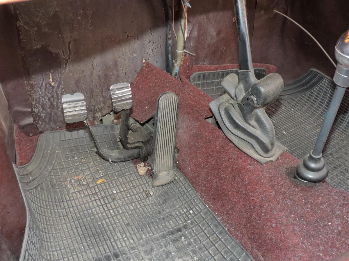 brake, floor, gearshift, architecture, design, equipment, indoors, industry