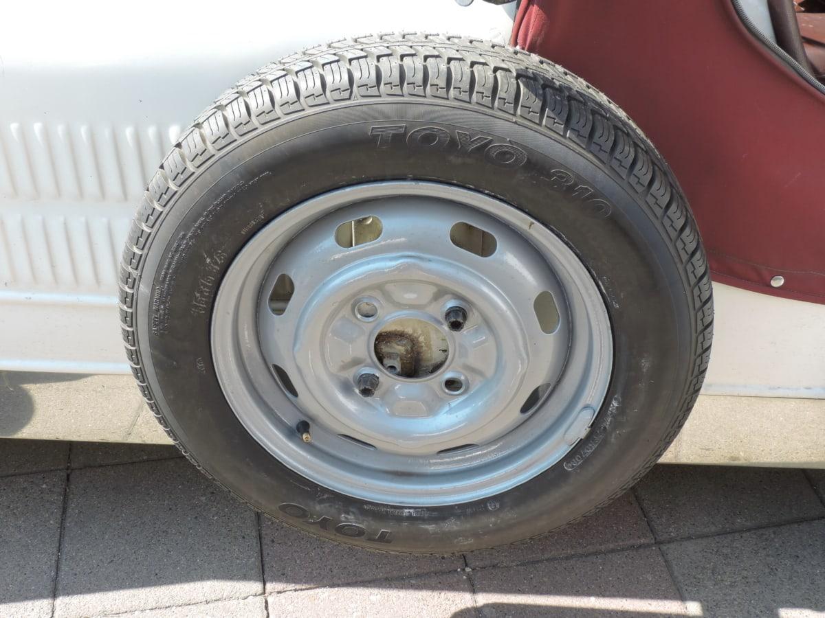 tire, automobile, automotive, car, chrome, drive, machine, motor