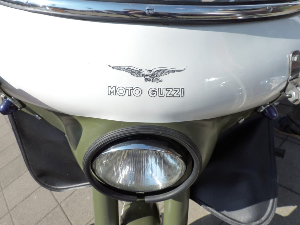 eagle, headlight, motorcycle, sign, windshield, automobile, automotive, chrome