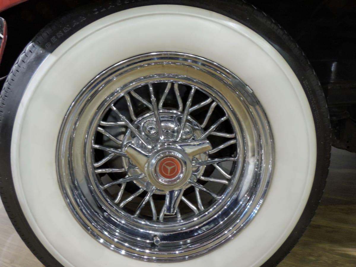 automobile, automotive, car, chrome, classic, drive, garage, machine