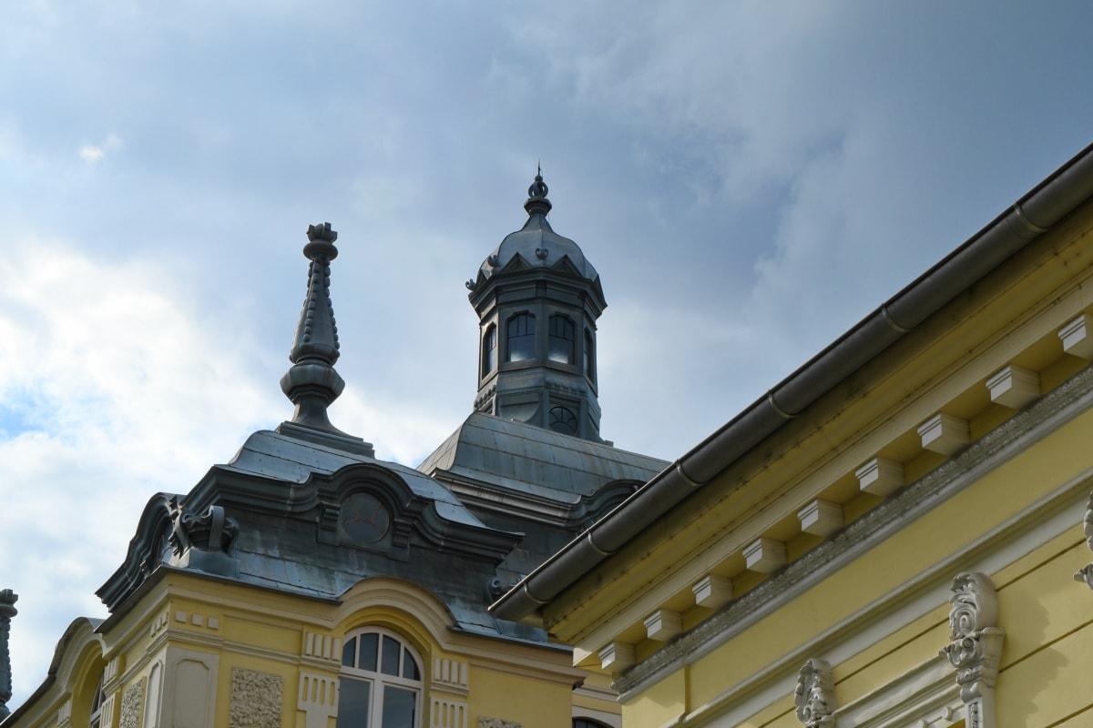 kupoli, rakentaminen, arkkitehtuuri, asuinpaikka, katedraali, kaupunki, vanha, ulkona