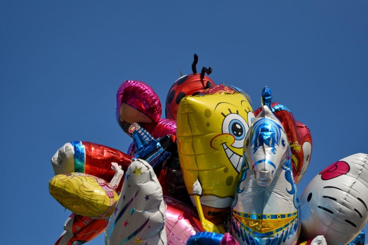 balloon, festival, fun, competition, celebration, veil, parade, outdoors