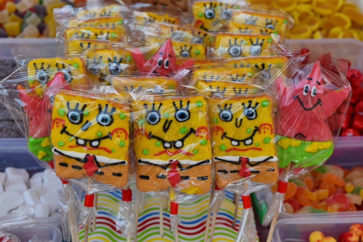 shop, confectionery, color, candy, plastic, market, sale, traditional