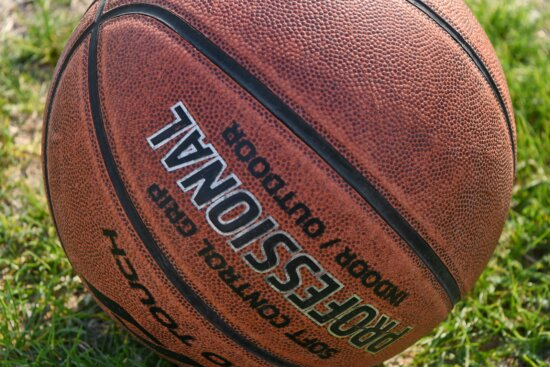 ball, leather, exercise, basketball, leisure, game, recreation, competition