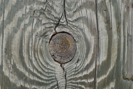 detail, knot, wood, texture, hole, wooden, old, rough