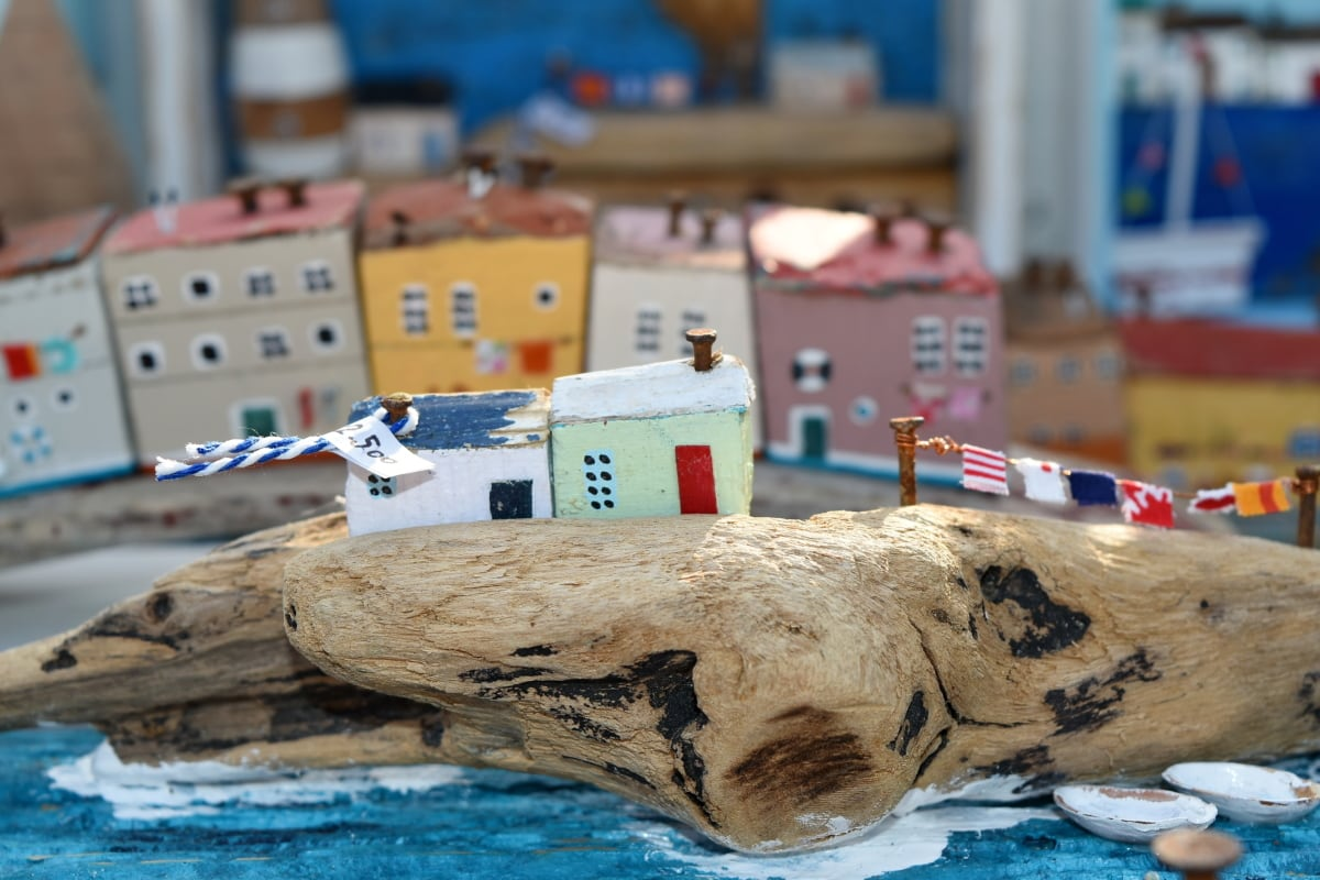 city, houses, toys, toyshop, daylight, outdoors, toy, landscape