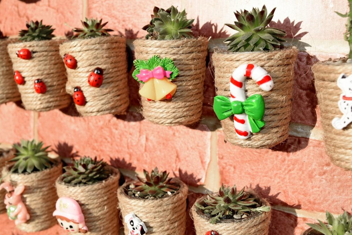 decoration, flowerpot, traditional, basket, flower, nature, color, flora