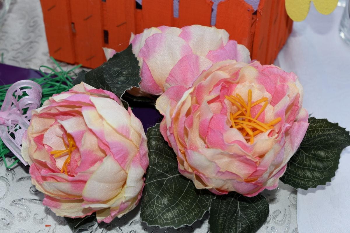 decoration, still life, flower, leaf, love, flora, romance, petal