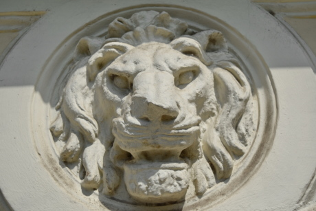 lion, wall, sculpture, architecture, marble, art, ancient, statue