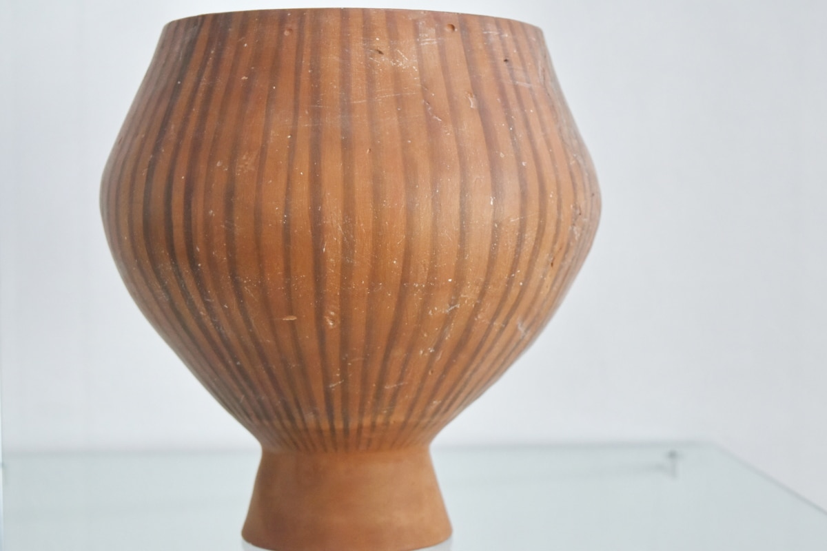 medieval, museum, pitcher, pottery, container, art, earthenware, ancient