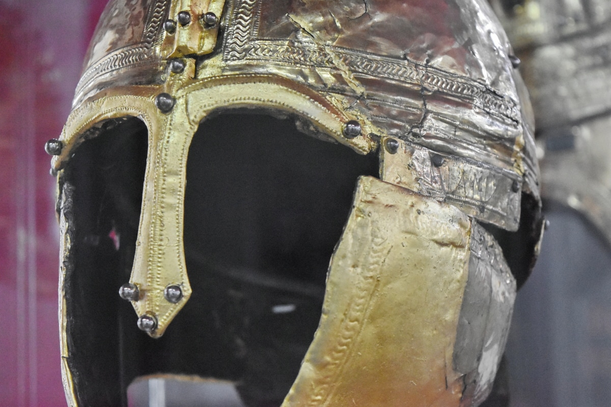 art, gold, helmet, medieval, armor, old, ancient, symbol