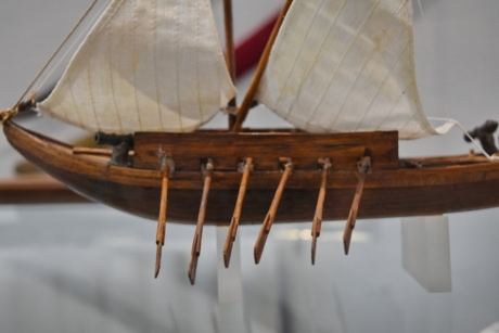 antiquity, toy, wooden, watercraft, sailboat, vehicle, ship, vintage