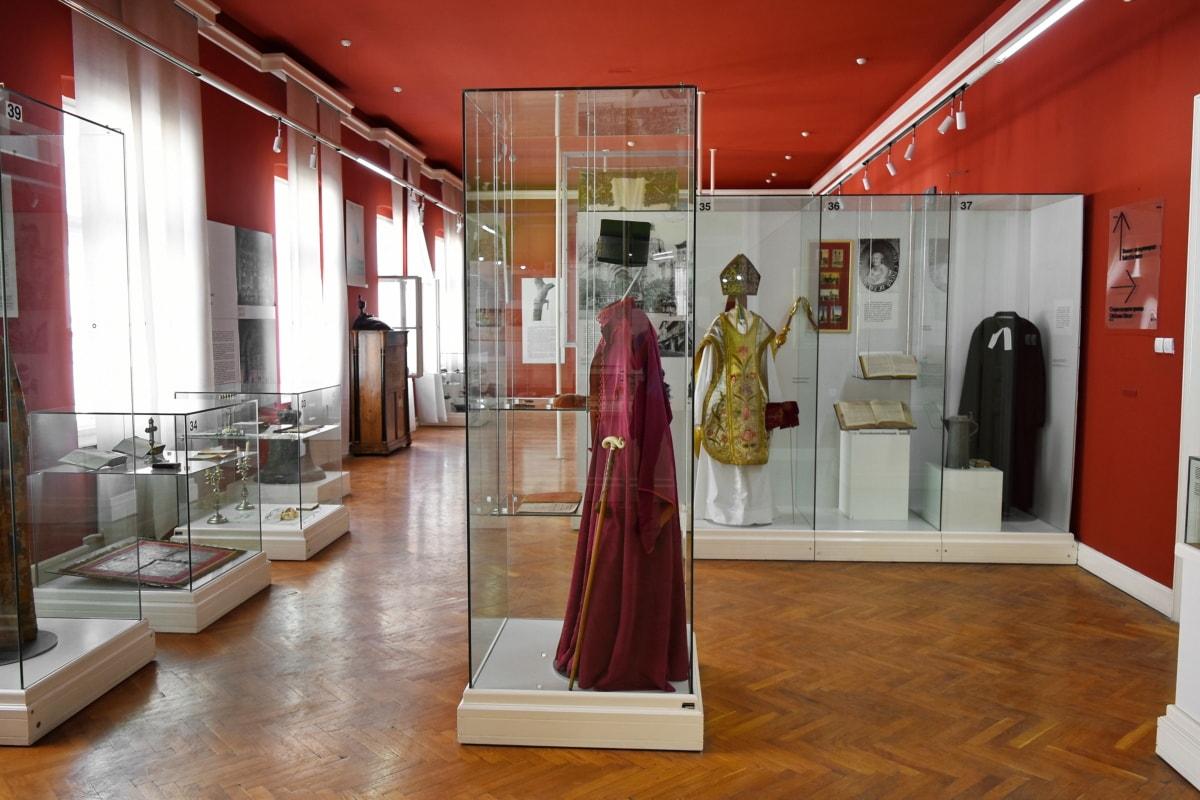kultur, arv, museo, møbler, indendørs, interiør, værelse, indvendig