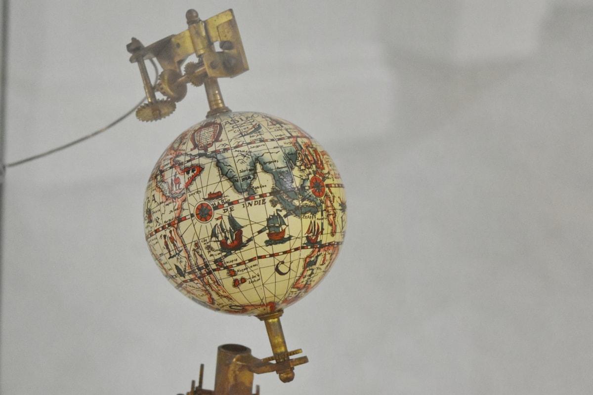 Antike, kontinentale Wasserscheide, Bildungsprogramm, Geographie, Ordner, Gerät, Wissenschaft, Exploration