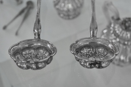 antiquity, black and white, monochrome, silver, silverware, shining, reflection, luxury