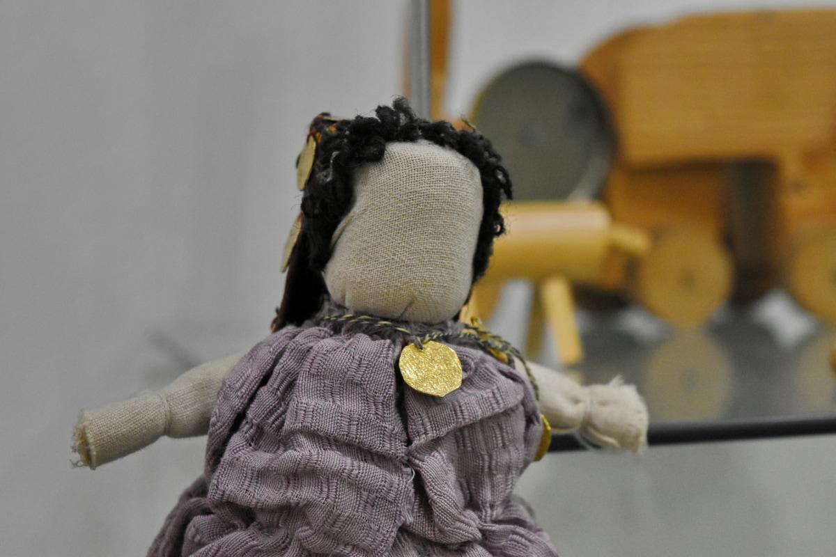 bábika, žena, portrét, interiéri, hračka, nábytok, drevo, Izba