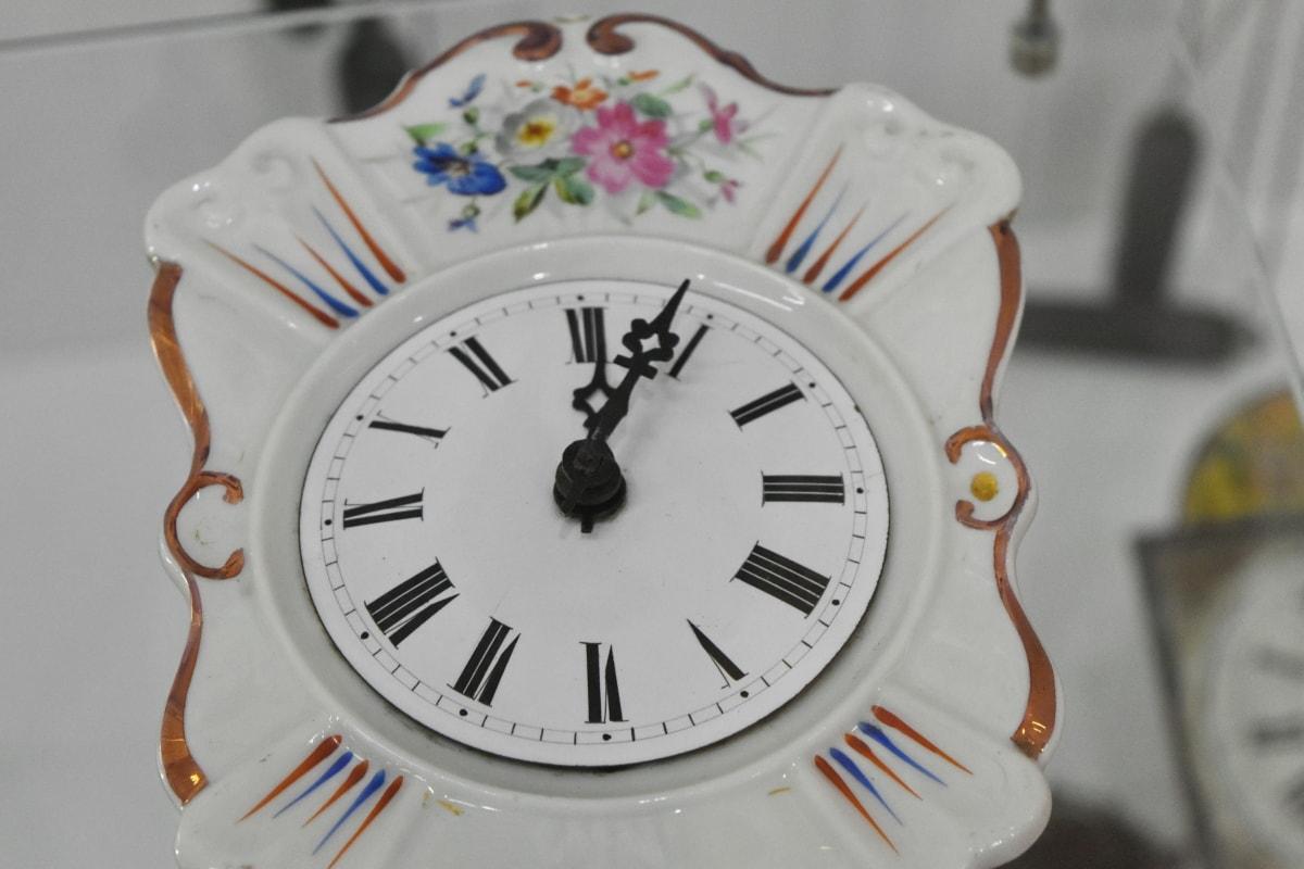 analoginen kello, aika, minuutti, käsi, kello, kello, herätyskello, tarkkuus