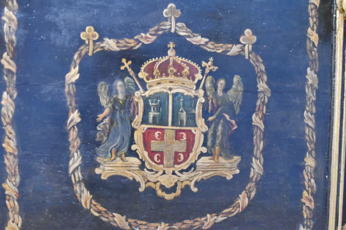 art, fine arts, heraldry, symbol, illustration, painting, old, shield