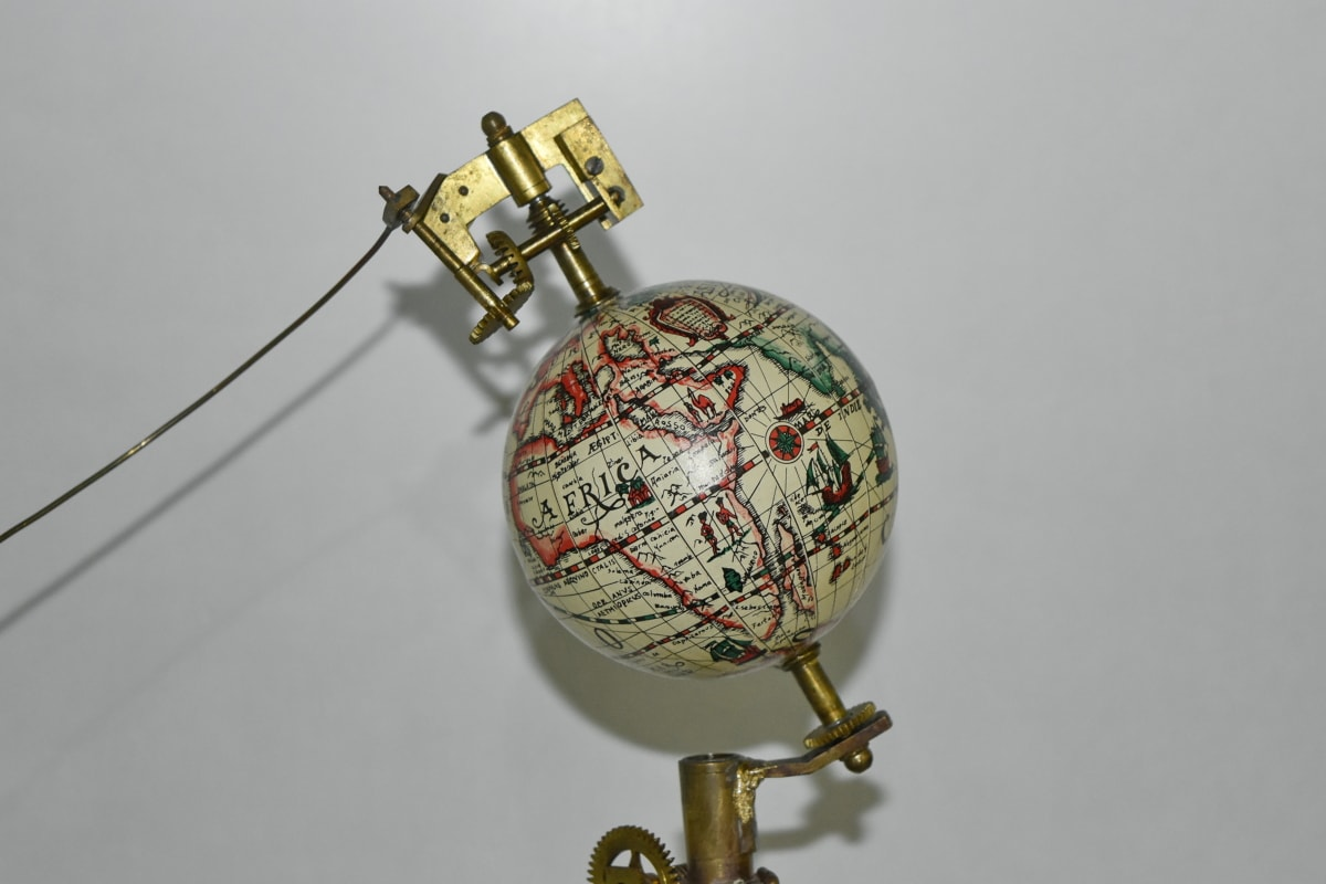 antiquity, education, educational program, geography, technology, equipment, still life, sphere