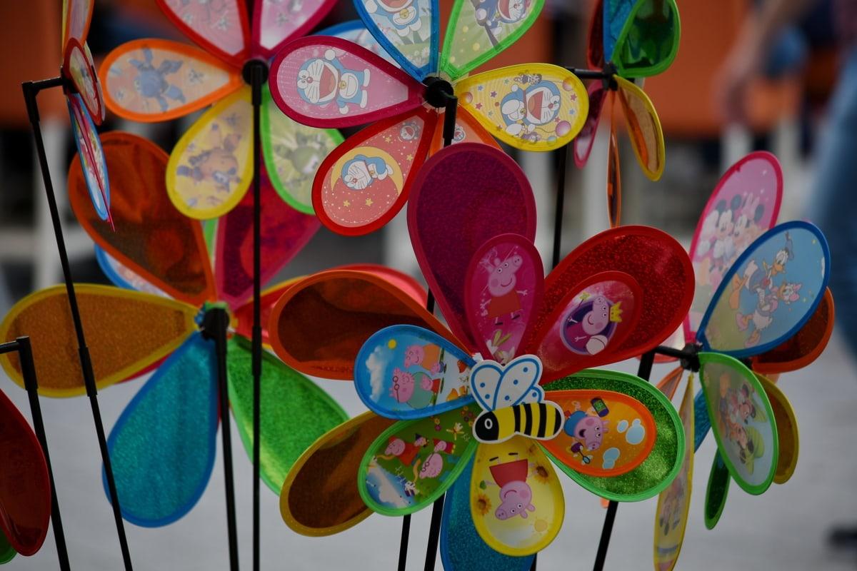 juguetes, rueda, decoración, arte, diseño, patrón de, Color, cultura, Resumen, brillante