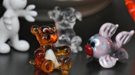 dekorasi, kaca, mainan, toko mainan, mainan, mewah, warna, masih hidup, refleksi, Bermain