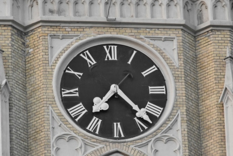 church tower, heritage, analog clock, antique, architectural style, architecture, art, building, city, classic