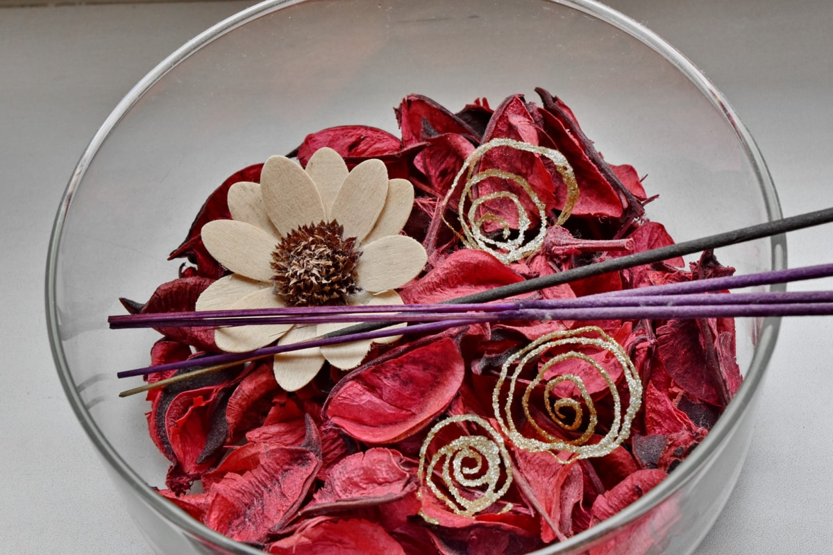zdjela, dekoracija, dizajn, mrtva priroda, cvijet, staklo, boja, pogled iz blizine, svijetle, priroda