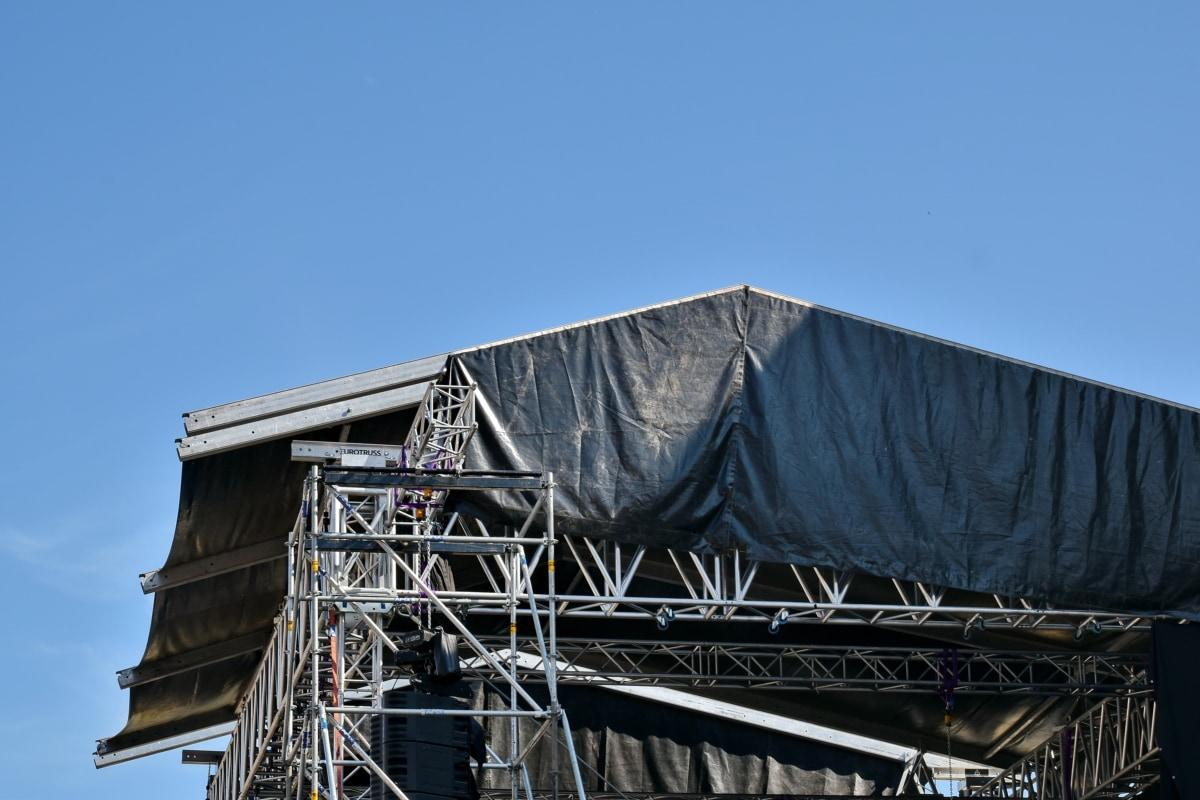 etapa, štruktúra, budova, priemysel, Stavebníctvo, Architektúra, Technológia, strecha, oceľ, moderné