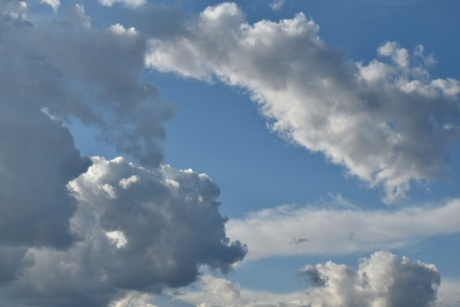 azure, ecology, cloudy, weather, cloud, clouds, air, daylight, atmosphere, nature