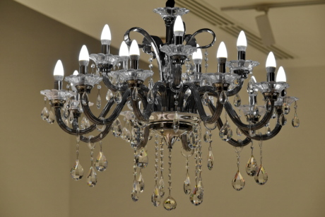 antiquity, baroque, crystal, chandelier, lamp, luxury, decoration, design, art, candle