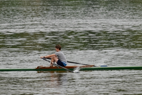 water, river, oar, race, paddle, competition, recreation, athlete, sport, leisure