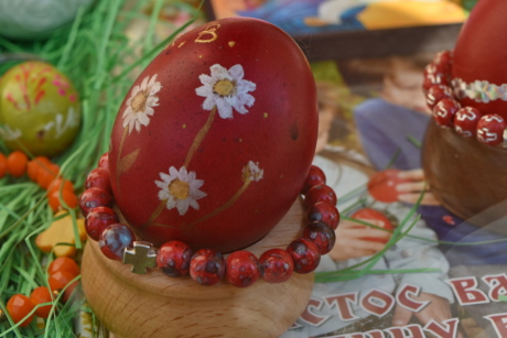 christianity, egg, orthodox, red, easter, decoration, traditional, celebration, season, color
