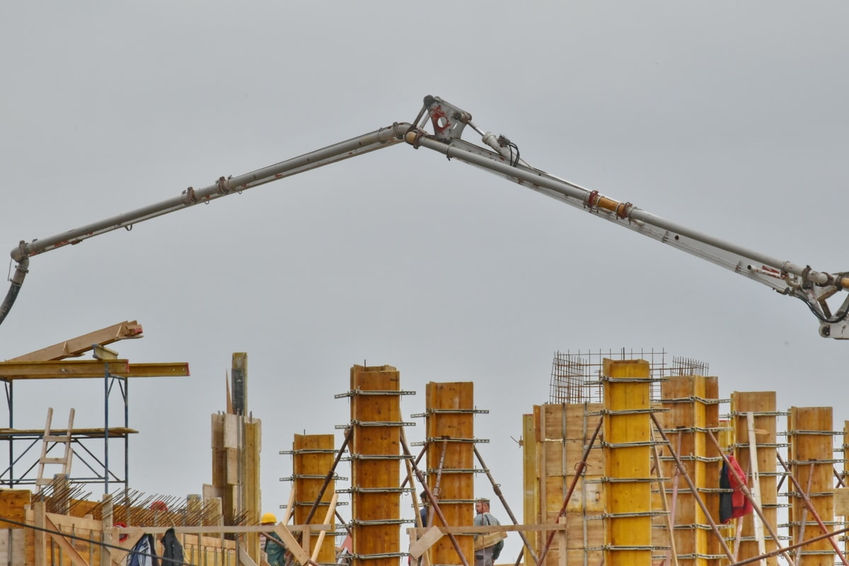 gradnja, građevinski radnik, inženjerstvo, projekt, dizalica, industrijske, čelik, industrija, uređaj, oprema