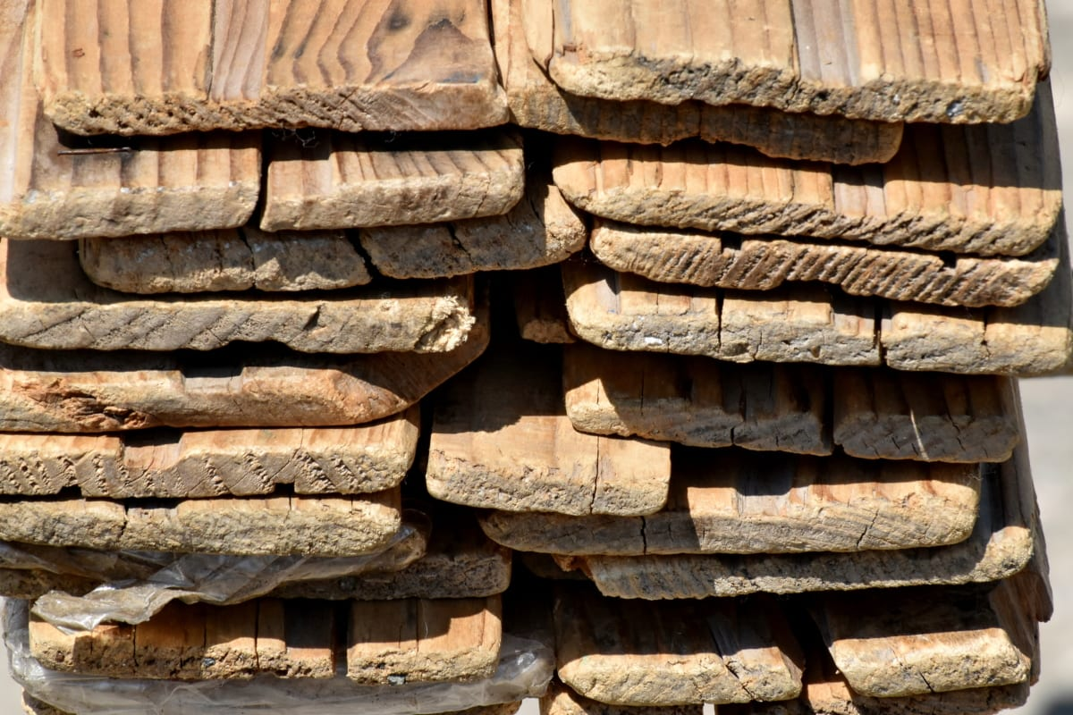 material, structure, rough, fence, old, stacks, pile, wood, architecture, texture