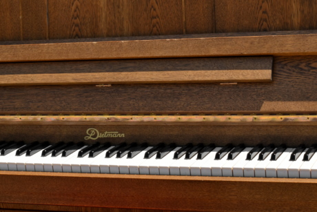 piano, wood, old, retro, vintage, design, classic, surface, wooden, panel
