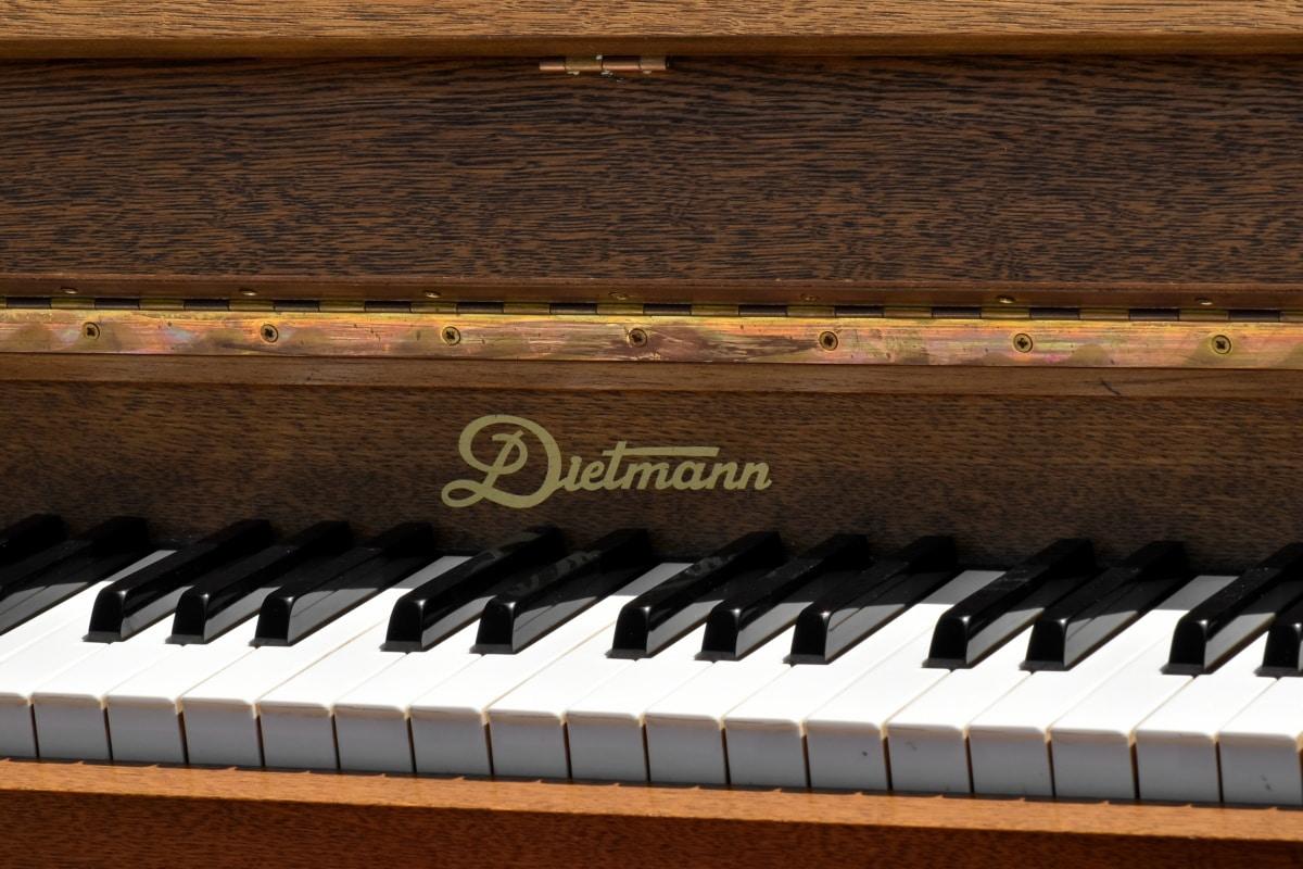 μουσική, πιάνο, αρμονία, ήχος, Ιβουάρ, μέσο, πληκτρολόγιο, χορδή, κλασικό, τραγούδι