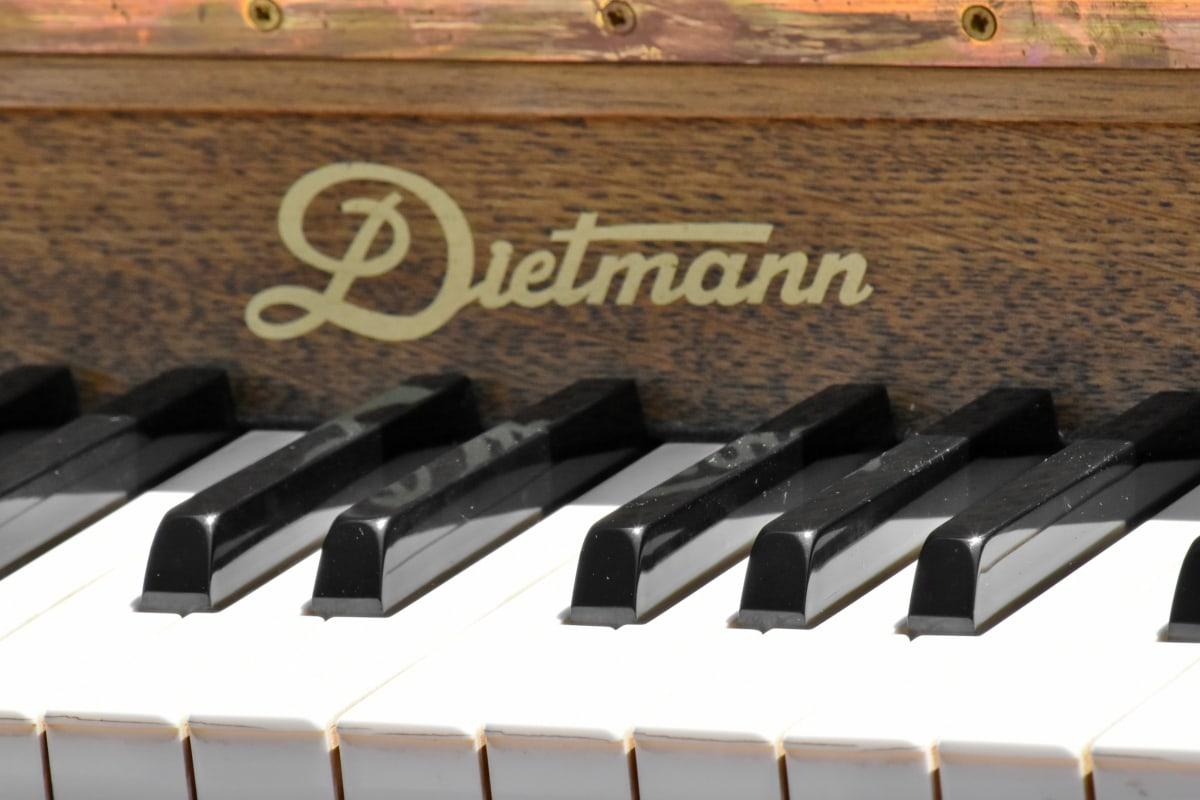 πιάνο, ήχος, συνθεσάιζερ, Ιβουάρ, μέσο, πληκτρολόγιο, μουσική, αρμονία, χορδή, τραγούδι
