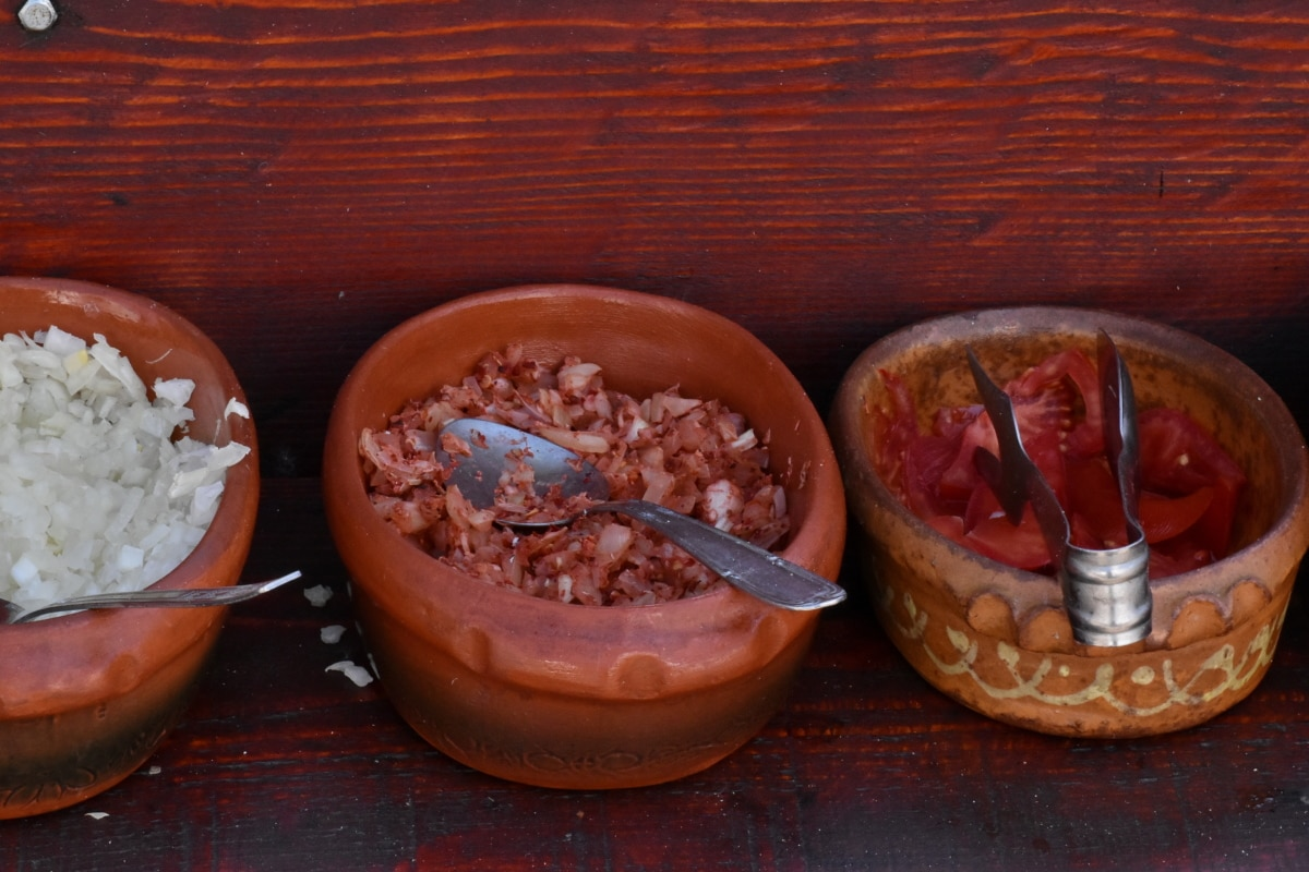 spice, food, wood, bowl, wooden, healthy, table, traditional, health, cooking