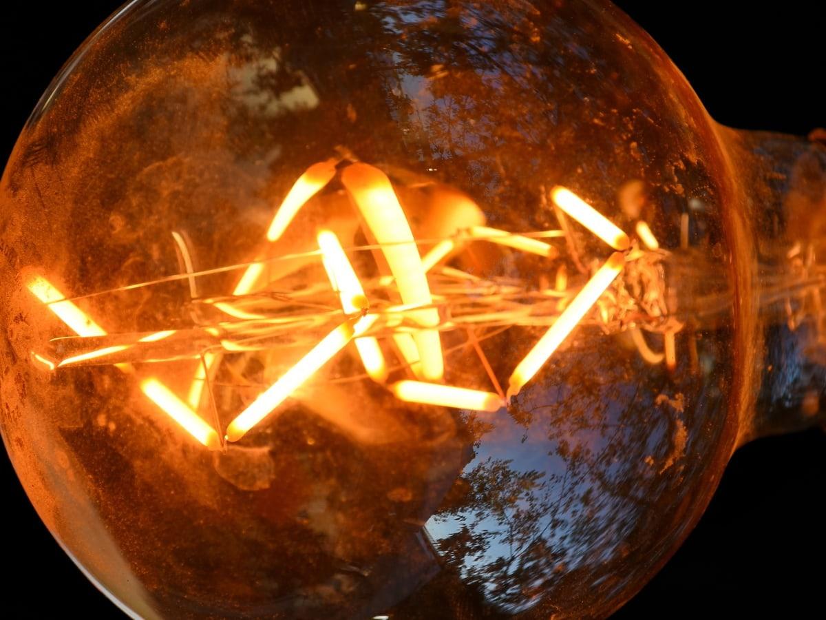 lanterna, svjetlo, sjaj, toplina, tamno, vruće, abstraktno, svijetle, osvijetljeno, električne energije