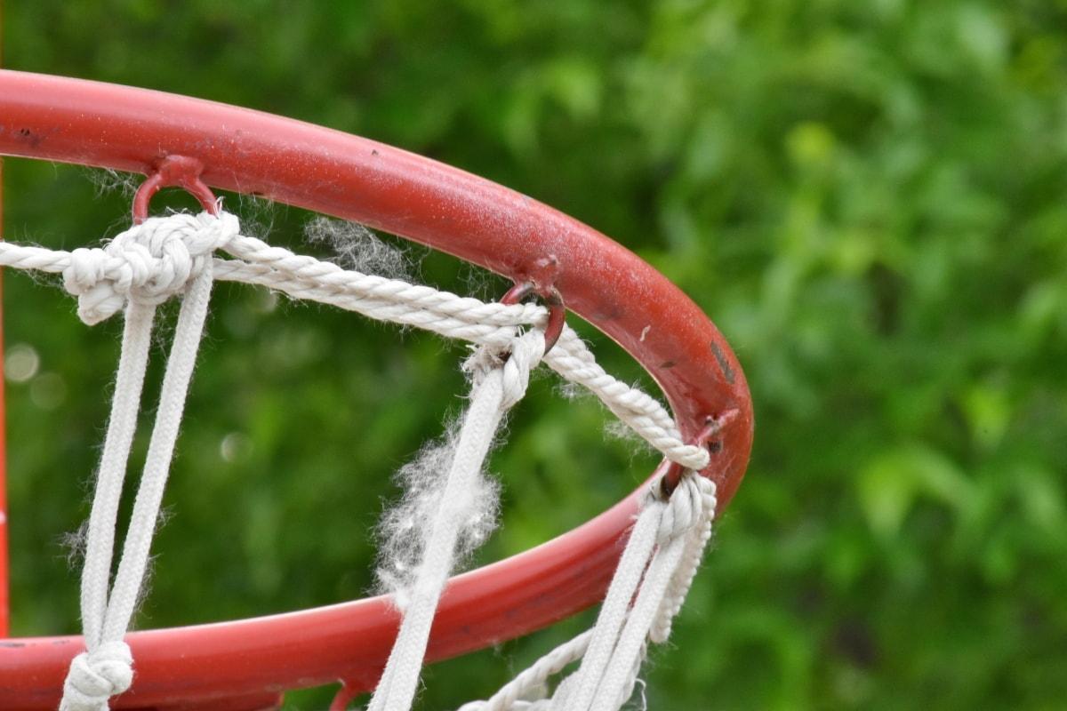 баскетбол, баскетболно игрище, на открито, топка, отдих, свободно време, спорт, трева, лято, природата