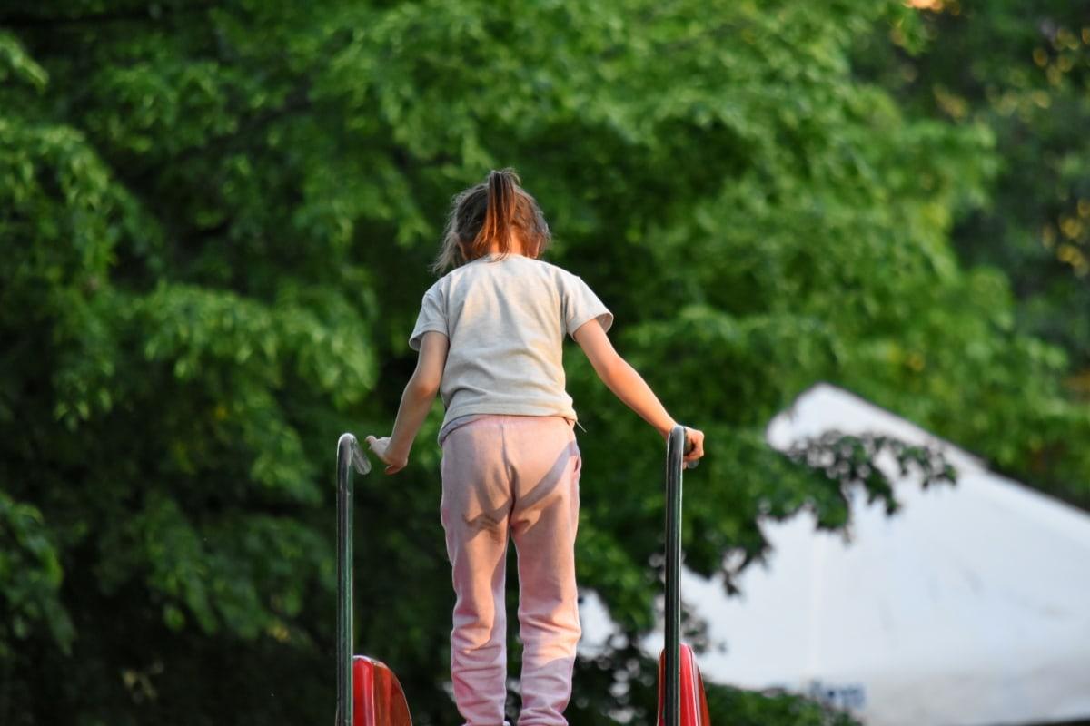 djetinjstvo, razigrano, dječje igralište, slobodno vrijeme, na otvorenom, ljeto, zabava, park, priroda, rekreacija