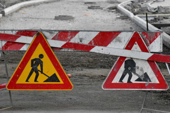construction, sign, traffic control, caution, danger, traffic, warning, road, safety, street