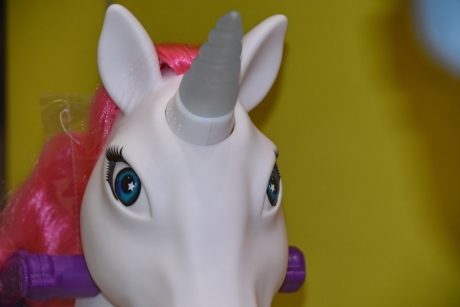 horse, toyshop, white, toy, art, sculpture, color, plastic, doll, portrait